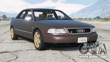Audi S8 (D2) 1996〡add-on v1.4 for GTA 5