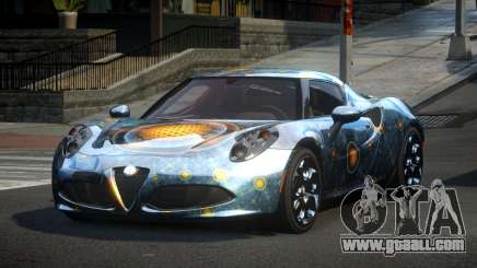 Alfa Romeo 4C U-Style S4 for GTA 4