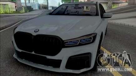 BMW 750 Li for GTA San Andreas