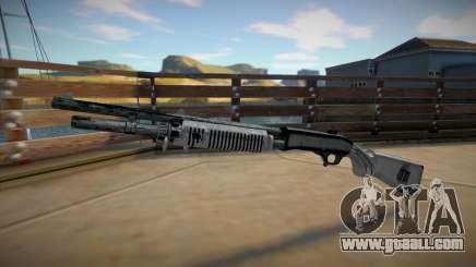 Benelli M3 Super 90 black for GTA San Andreas