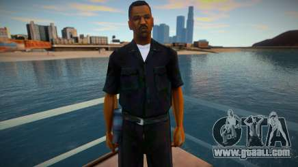 New C.R.A.S.H Police Officer for GTA San Andreas