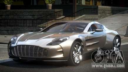 Aston Martin BS One-77 for GTA 4