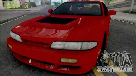 Nissan Silvia S14 04 Works for GTA San Andreas