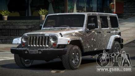 Jeep Wrangler PSI-U S5 for GTA 4