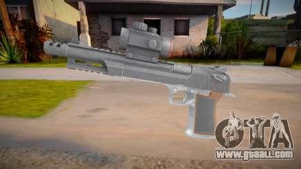 RE2: Remake - Lightning Hawk v2 for GTA San Andreas