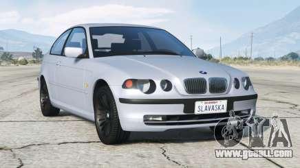 BMW 325ti Compact (E46) 2001〡add-on for GTA 5