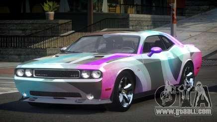 Dodge Challenger SP 392 S5 for GTA 4
