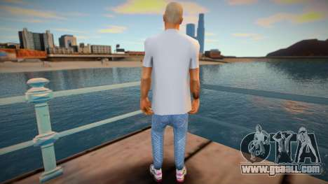 White Boy skin for GTA San Andreas