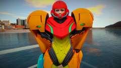 Samus Aran Robot for GTA San Andreas