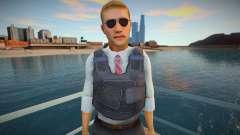 FSB officer v1 for GTA San Andreas