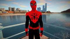 SpiderMan Ross Suit for GTA San Andreas
