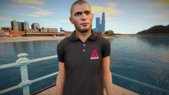 Khabib Nurmagomedov skin for GTA San Andreas