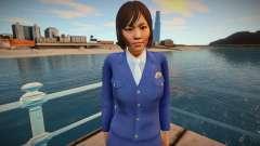 Police Woman Japan for GTA San Andreas