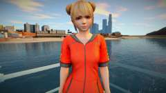 Marie Rose Crimson Shinobi for GTA San Andreas
