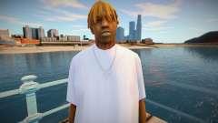 Dreadlocks ped 5 for GTA San Andreas