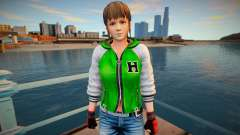 Dead Or Alive 5 - Hitomi (Costume 2) v4 for GTA San Andreas