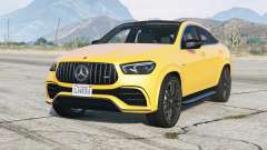 Mercedes-AMG GLE 63 S coupe (C167) 2020〡add-on for GTA 5