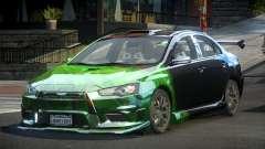Mitsubishi Evo X SP S10