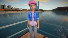 Barbie from Barbie and Her Sisters v1 for GTA San Andreas