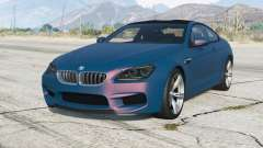 BMW M6 coupe (F13) 2013〡add-on for GTA 5