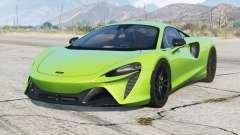 McLaren Artura 2021〡add-on for GTA 5