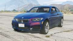 BMW M235i coupe (F22) 2014 for GTA 5