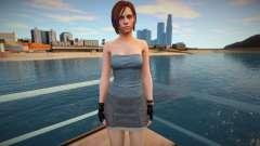 Jill Valentine from Resident Evil 3 for GTA San Andreas