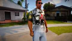 Daddy Yankee T-Shirt for CJ for GTA San Andreas