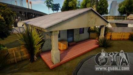 New Ghetto House for GTA San Andreas