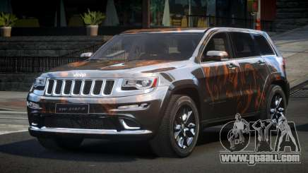 Jeep Grand Cherokee SP S2 for GTA 4