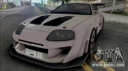 Toyota Supra (A80) Varis for GTA San Andreas