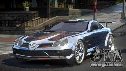 Mercedes-Benz SLR US S9 for GTA 4