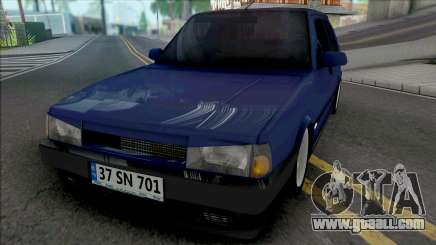 Tofas Dogan SLX (Borbet Rims) for GTA San Andreas