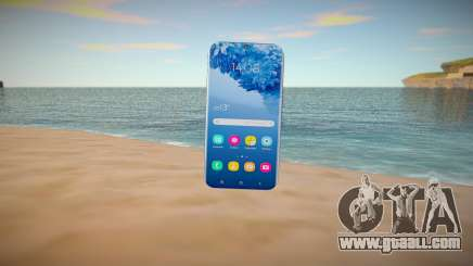 Samsung Galaxy s20 v3 for GTA San Andreas