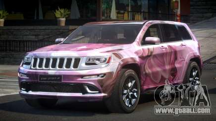 Jeep Grand Cherokee SP S8 for GTA 4