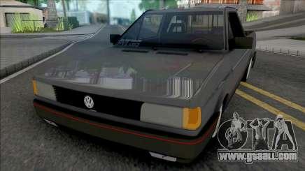 Volkswagen Saveiro G1 CLi Argentina for GTA San Andreas
