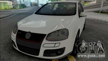 Volkswagen Golf GTI (NFS Shift) for GTA San Andreas