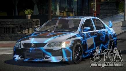 Mitsubishi Evo IX BS-U S3 for GTA 4