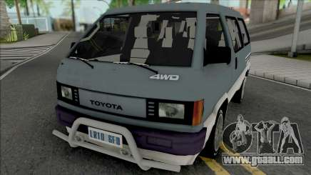 Toyota Lite Ace for GTA San Andreas