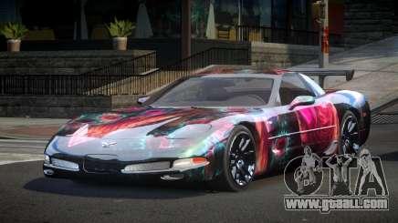Chevrolet Corvette GS-U S9 for GTA 4