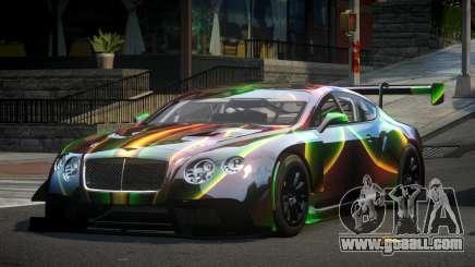 Bentley Continental SP S1 for GTA 4