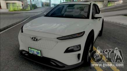 Hyundai Encino EV 2019 for GTA San Andreas