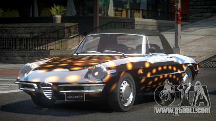 Alfa Romeo Spider SP S2 for GTA 4