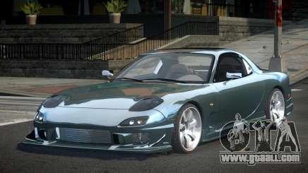 Mazda RX-7 GS for GTA 4