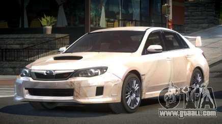 Subaru Impreza GST-R S8 for GTA 4