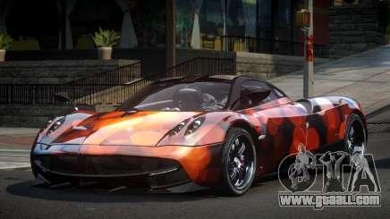 Pagani Huayra GS S8 for GTA 4