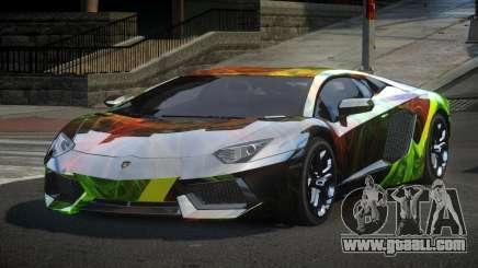 Lamborghini Aventador GST Drift S4 for GTA 4