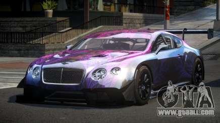 Bentley Continental SP S5 for GTA 4