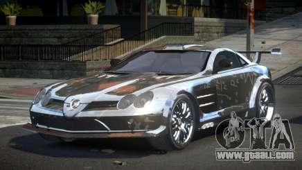 Mercedes-Benz SLR US S2 for GTA 4