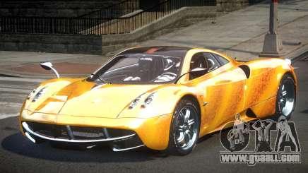 Pagani Huayra SP U-Style S1 for GTA 4